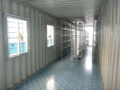 CONTAINER CHỨA HỒ SƠ